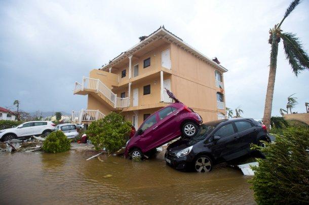 Incalculables pérdidas en la Florida