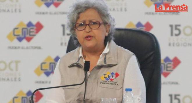chavismo gana la mayoría de las gobernaciones en Venezuela