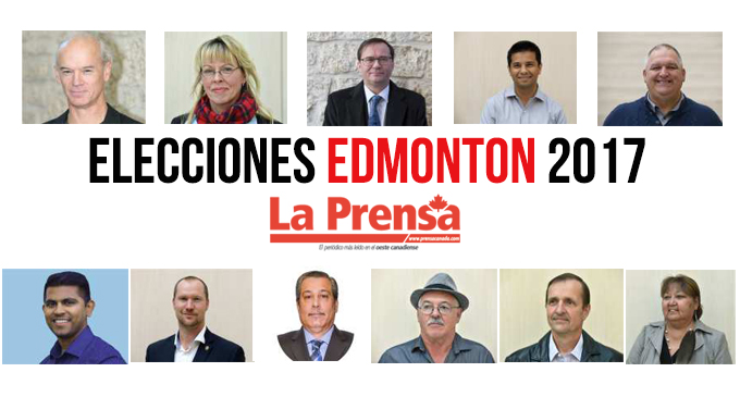 Conozca a los 12 candidatos a la alcaldía que desafían a Don Iveson