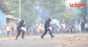 Al menos dos personas muertas luego de las elecciones municipales en Nicaragua