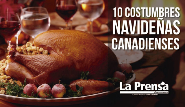10 costumbres navideñas canadienses