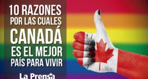10 Razones por las cuales Canadá es el mejor país para vivir