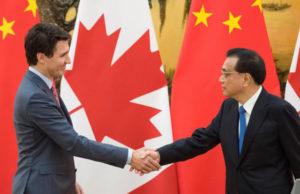 China y Canadá emitirán declaración conjunta sobre cambio climático