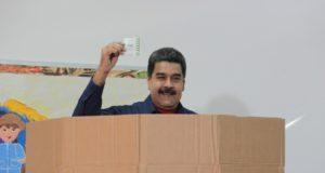El chavismo arrasa con las elecciones municipales en Venezuela