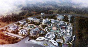 Oriental Science Fiction Valley: el parque de Realidad Virtual más grande del mundo