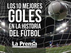 Los 10 mejores goles en la historia del fútbol