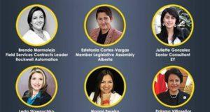 """Líderes de la comunidad hispana de Calgary organizan seminario """"El poder de las mujeres"""""""