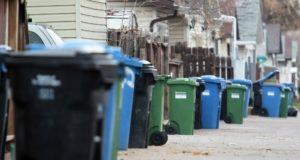 Calgary podría reducir la frecuencia de recolección de los contenedores verdes en invierno