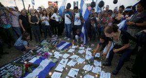 Ejecuciones Nicaragua