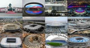 Conoce los 12 estadios de la Copa del Mundo Rusia 2018 (Galería)