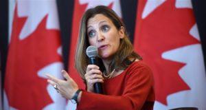 """Canadá sanciona a 14 funcionarios venezolanos por """"socavar la democracia"""""""