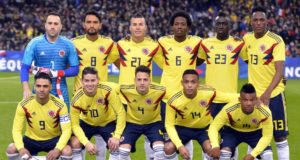Lista Colombia