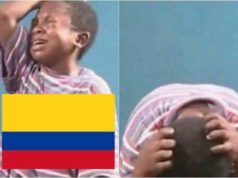 Memes derrota Colombia