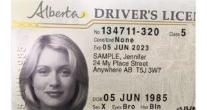 Gobierno de Alberta implementa tercera opción de sexo en identificaciones provinciales