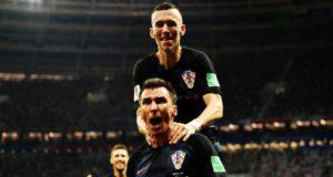Croacia - Inglaterra final