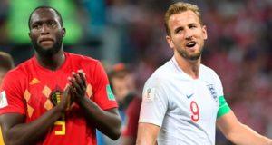 Bélgica - Inglaterra consuelo