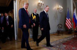 Trump - Putin Helsinki