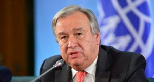 Antonio Guterres ONU