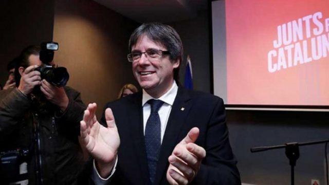 Carles Puigdemont detención