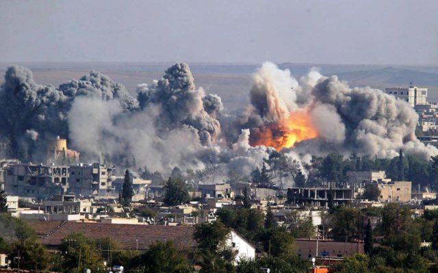 Ataques aéreos rusos dejan un saldo de 26 civiles sirios muertos, incluidos 11 niños