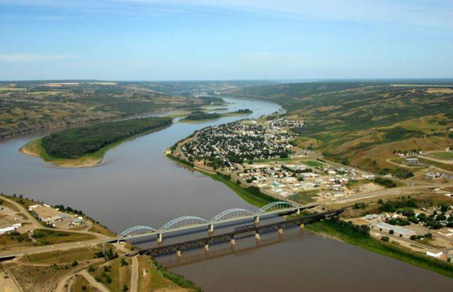 Encuentran en Peace River el cuerpo de un niño perdido hace una semana cerca de Grande Prairie