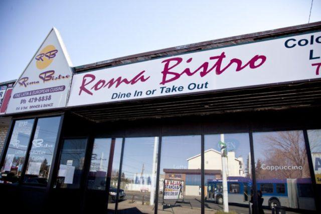 Adiós a Roma Bistro: cierra un emblema de la comunidad latina de Edmonton