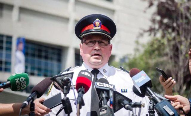 """Toronto en alerta por """"riesgo potencial para la seguridad pública"""""""