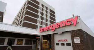 Daños causados por el agua obligan a cerrar el departamento de emergencias en el Hospital Misericordia