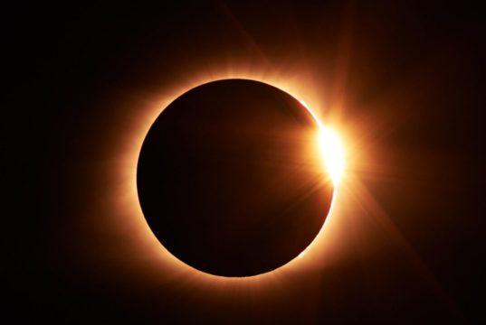 ¿Dónde ver el último eclipse solar parcial de 2018?