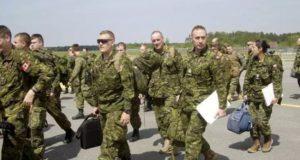 Tropas canadienses participan en el simulacro de invasión de Letonia mientras se intensifican las tensiones en Rusia