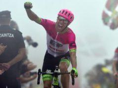 Canadiense Woods gana la etapa 17 de la Vuelta a España