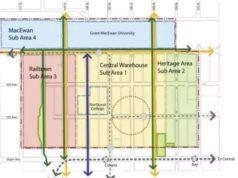 Expropiarán lotes de terreno en el centro para construcción de nuevo parque en Edmonton