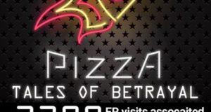 2300 personas terminaron en el hospital en EE.UU. por culpa de la pizza