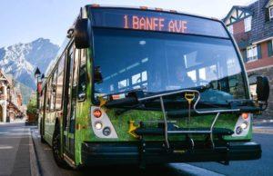 Expansión de las rutas de transporte público de Banff incluirá otros puntos de interés turístico