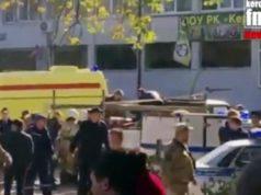 Tiroteo en un instituto en Crimea deja al menos 19 muertos