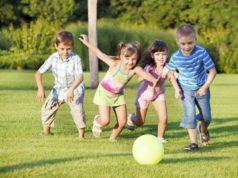 Estudio de la Universidad de Lethbridge sugiere que los niños canadienses no están lo suficientemente activos