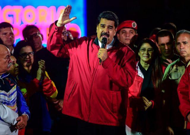 Nicolás Maduro acusa a Estados Unidos de ordenar asesinarlo