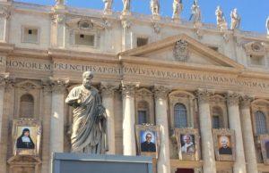 Canonización de monseñor Oscar Arnulfo Romero, el mártir salvadoreño que murió celebrando una eucaristía