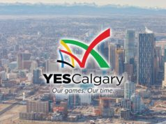 Avanza la campaña en pro de la candidatura olímpica Calgary 2026