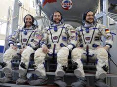 """Astronautas a bordo de la ISS están atrapados en el espacio """"indefinidamente"""" tras falla del cohete ruso"""
