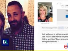 Hombre ofrece a su pareja por eBay y recibe cientos de ofertas