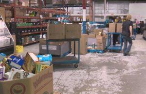 Casi la mitad de los usuarios del Banco de Alimentos de Edmonton han estado desempleados durante más de tres años