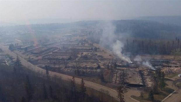 Problemas de salud mental en Fort McMurray persisten, más de 2 años después de los incendios