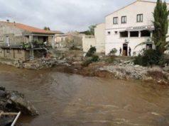 Al menos 13 muertos por inundaciones repentinas en el suroeste de Francia