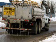 Concejales de Edmonton desconfían de expandir el plan piloto de sal y cloruro de calcio en las carreteras este invierno