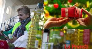 Banco de alimentos de Edmonton lanza campañas especiales de recolección navideña