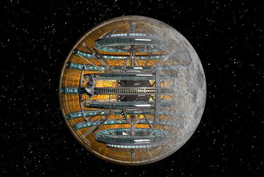 ¿Luna artificial? China planea crear una para iluminar sus ciudades