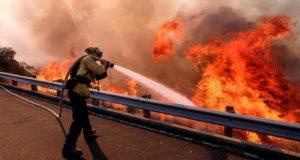 Incendio en el norte de California ya ha cobrado la vida de 81 personas