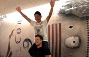 Un japonés será el primer turista en rodear la Luna