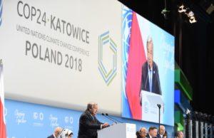"""Cambio climático """"es una cuestión de vida o muerte"""" en algunas regiones según la ONU"""